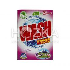 """Порошок стиральный """"WASH"""" 450 гр ручная стирка"""