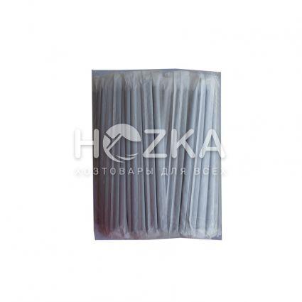 Трубочки Фреш чёрные в инд/уп 200 шт - 3