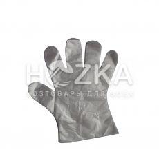 Перчатки РЕ размер М, L 100шт