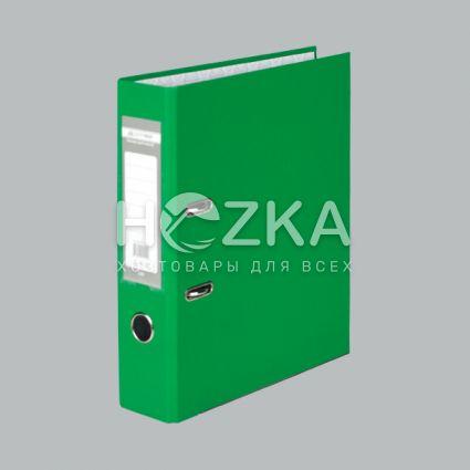 Папка-регистратор А4 зелёная 70 мм - 1