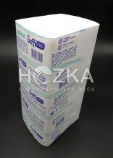 Полотенца бумажные SoffiPRO Optimal V-сл. 2 слоя белые 200 л/пач