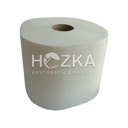 Полотенце бумажное 2-слоя 120 м с отрывом - 1