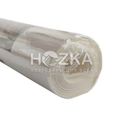 Бумага пергаментная белая 50м*38см рулон силикон - 2