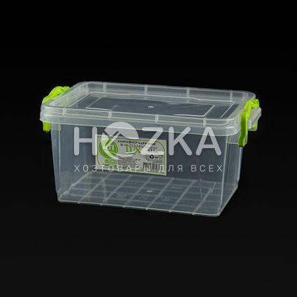 Компактный пищевой контейнер на 1,5 л - 1