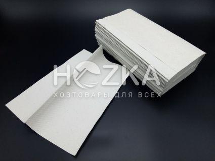 "Полотенце бумажное Z Luxe 2 слоя белые ""CleanUp"" 200 л/уп - 4"