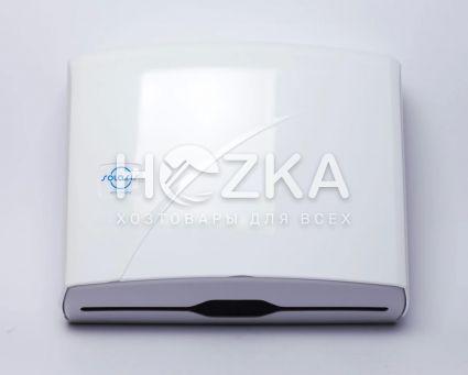 Диспенсер для полотенец Z белый - 1