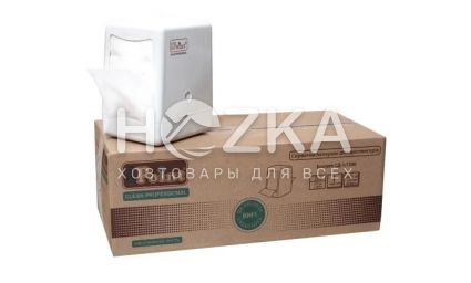Салфетка бумажная для диспенсера 17*17 (1500 л) - 1