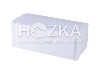 Полотенце бумажное V-скл. 2 слоя белые 150 л/уп