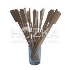 "Шпажка""Гольф"" 20см 100 шт из бамбука"
