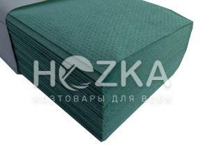 Салфетка-вкладыш ZZ зелёная 160 л/уп