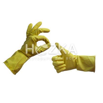 Перчатки резиновые L универсальные ФБ - 2