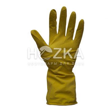 Перчатки резиновые сверхпрочные МЖ ( М) - 2