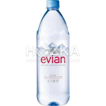 Evian минеральная вода 1,0 л ПЭТ - 1
