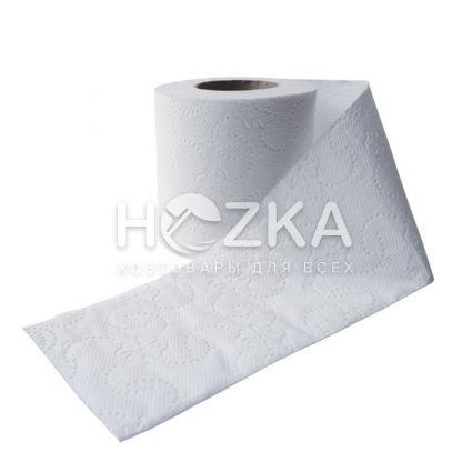 Туалетная бумага в рулончиках - 1