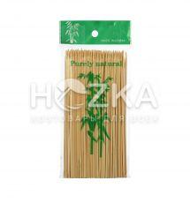 Палочки д/шашлыка 15см 100шт бамбук