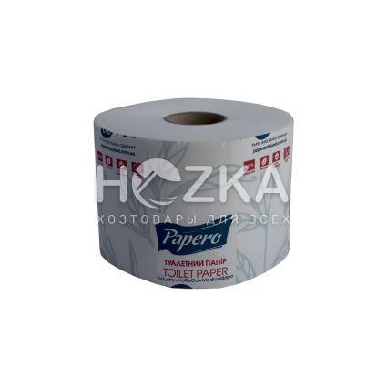 Туалетная бумага белая на гильзе 50м - 1