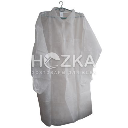 Халат медицинский (размер 3) 1 шт - 1