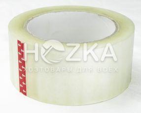 Скотч упаковочный прозрачный 48*100