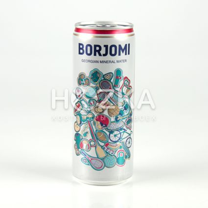 Боржоми 0,33л - 1