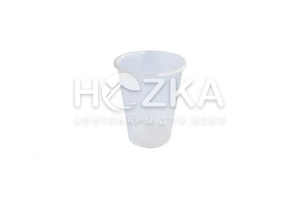 Стакан Фреш одноразовый 200 мл пластиковый РР 100шт - 1