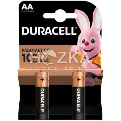 Батарейка Duracell LR-06 AA 2 шт - 1