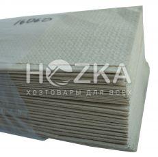 Салфетка-вкладыш ZZ серая 160 л/уп