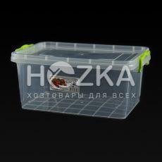 Компактный пищевой контейнер на 5 л