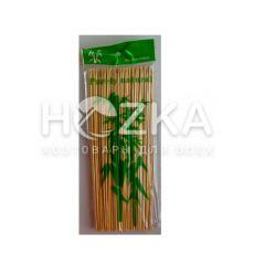 Палочки д/шашлыка 20см 100шт бамбук