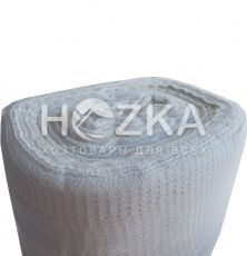 Ткань вафельная белая 45 см, 120г/м2, 60м