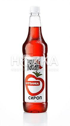 Сироп клубника 1л - 1