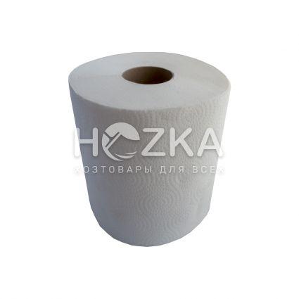 Полотенце бумажное Джамбо 100м с отрывом - 1