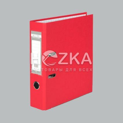 Папка-регистратор А4 красная 70 мм - 1
