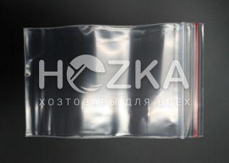 Пакет з замком 7*10 см 100 шт