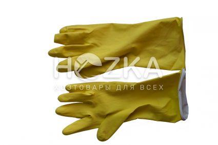 Перчатки резиновые L универсальные ФБ - 3