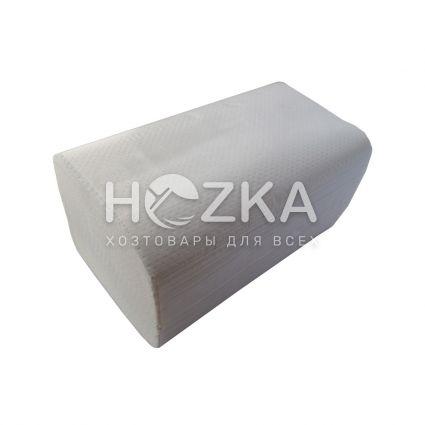 Салфетка-вкладыш ZZ белая 150 л/уп (мини) - 2
