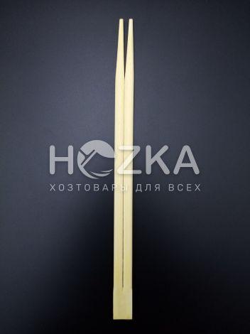 Палочки для суши бамбуковые 20 см 100 шт/уп - 1