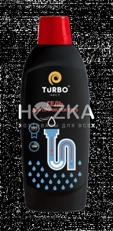 Гель для очистки труб Turbo 500мл - 1