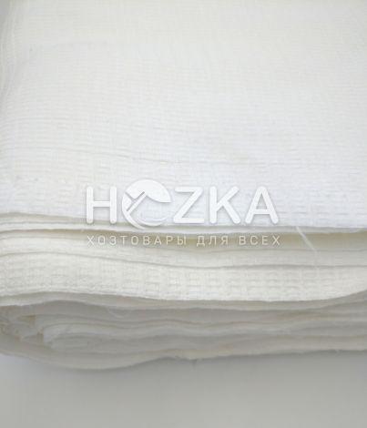 Ткань вафельная отбеленная ш, 45 0932 120 г/м,кв - 2