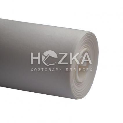 Бумага пергаментная белая 50м*38см рулон силикон - 1
