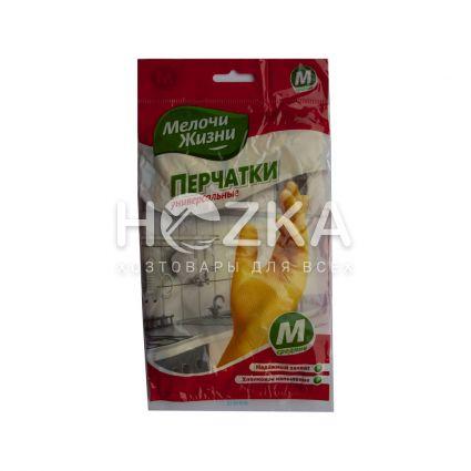 Перчатки резиновые сверхпрочные МЖ ( М) - 3