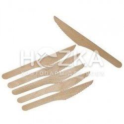 Нож деревянный 100 шт/уп - 1