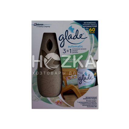 Glade автоматический освежитель воздуха в ассортименте - 2