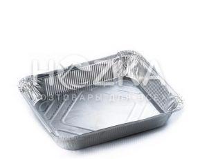 R86L Контейнер из пищевой алюминиевой фольги (100 шт/уп)