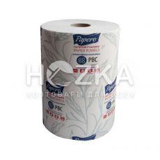 Полотенце бумажное Джамбо 100 м без отрыва