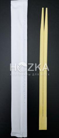 Палочки для суши бамбуковые 20 см 100 шт/уп - 3