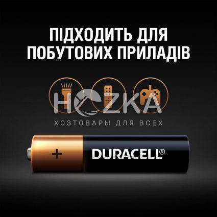 Батарейка Duracell LR-06 AA 2 шт - 4