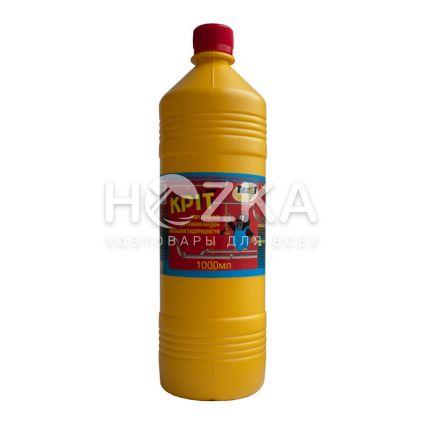 КРОТ для устранения засоров в трубах жидкость - 1