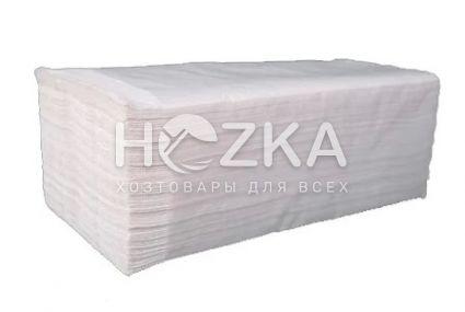 Салфетка-вкладыш ZZ белая 150 л/уп - 1