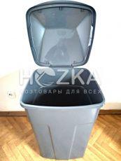 Контейнер для мусора с крышкой 90 л (ВП-90)