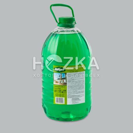 HELPER Professional Средство для мытья посуды с ароматом яблока - 1